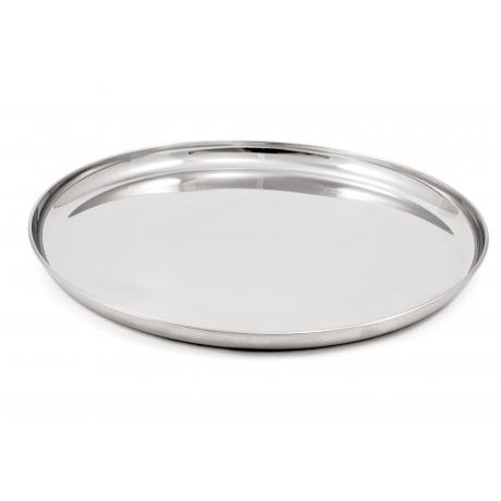 Тарелка GSI Glacier Stainless Plate | Вид 1