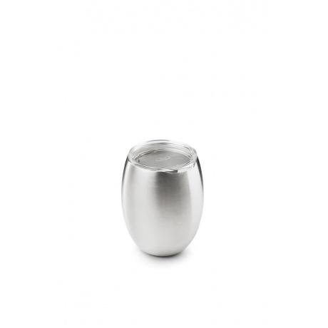 Бокал с крышкой GSI Glacier Stainless Double Wall Wine Glass | Вид 1