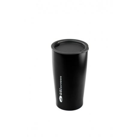 Термо-кружка GSI Saison Vacuum Pint Black | Black | Вид 1