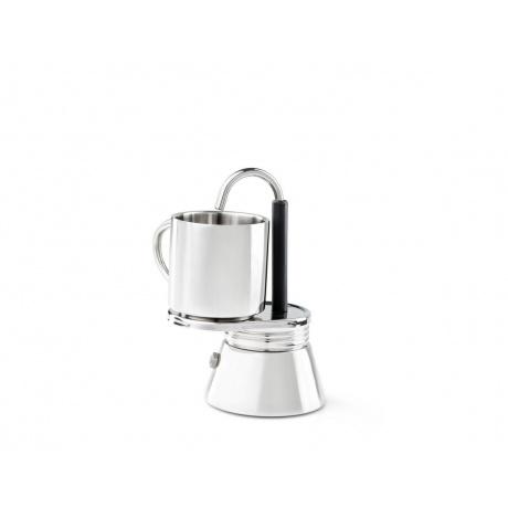 Комплект Кофеварка + кружка GSI 1 Cup Mini Espresso Set   Вид 4