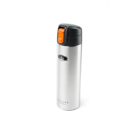 Термо-кружка GSI Microlite Vacuum Bottle 500 | Brushed | Вид 1