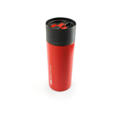 Термокружка GSI Stainless Vacuum Coffee Mug | Red | Вид 1