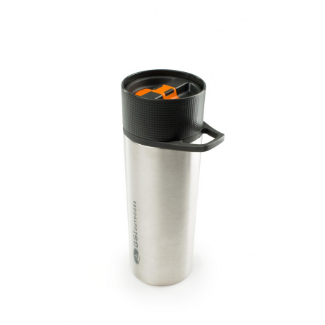 Кофе-пресс GSI Stainless Commuter Java Press | Silver | Вид 2