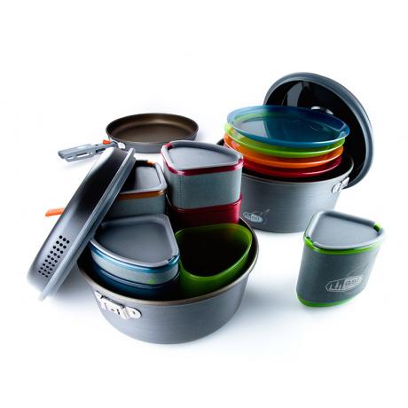 Набор посуды GSI Pinnacle Camper   Вид 6