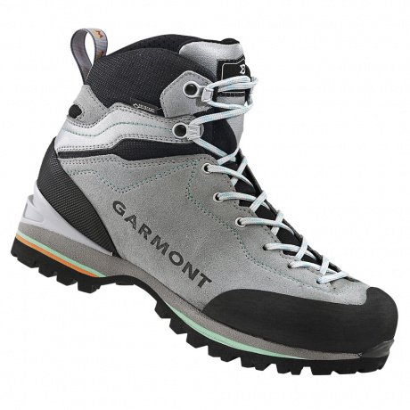 Ботинки женские Garmont Ascent GTX Wm's | Light Grey/Light Green | Вид 1