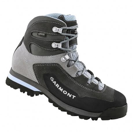 Ботинки женские Dragontail Hike II GTX Wm's | Dark Grey/Light Blue | Вид 1