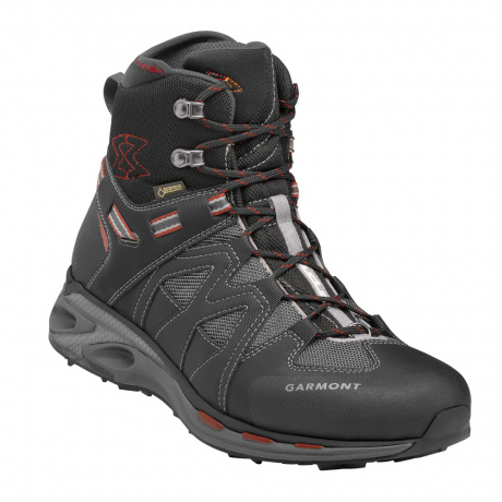 Ботинки Ushuaya GTX | Black/Dark Orange | Вид 1