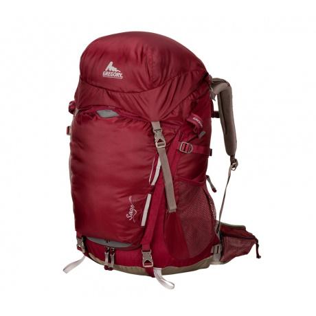 Рюкзак женский Gregory Sage 55 | Rosewood Red | Вид 1