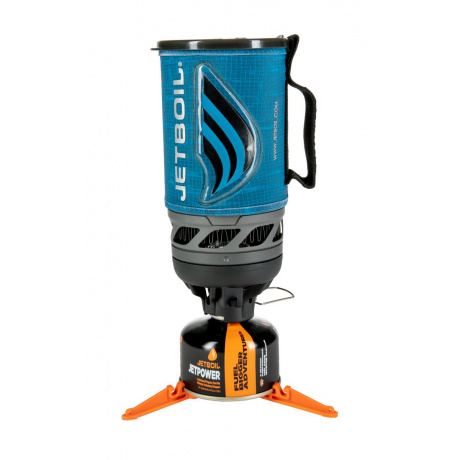 Комплект горелка с кастрюлей Jetboil Flash™, Matrix, 1л | Вид 1