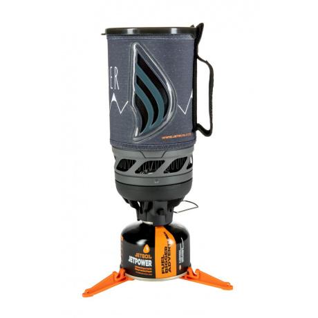 Комплект горелка с кастрюлей Jetboil Flash™, Wilderness, 1л | Вид 1