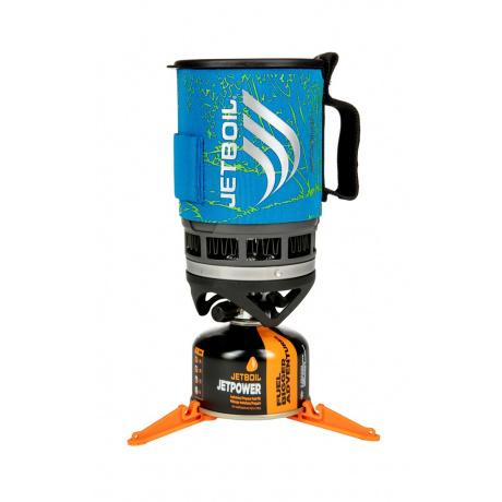 Комплект горелка с кастрюлей Jetboil Zip™ Blue Stream | Вид 1