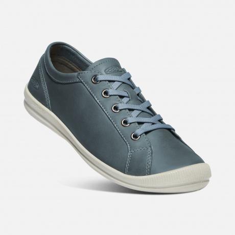 Полуботинки женские KEEN Lorelai Sneaker W | Blue Mirage | Вид 1