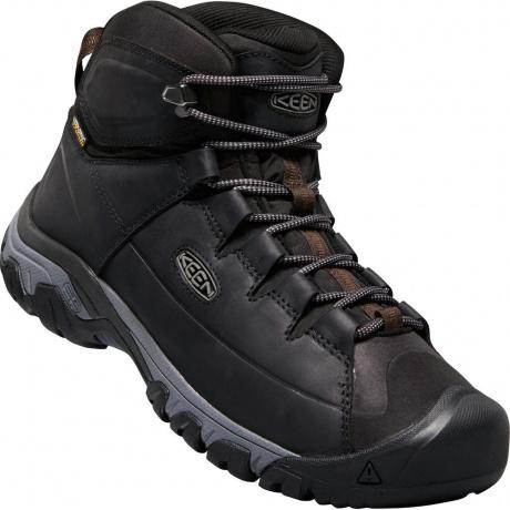 Ботинки KEEN Targhee Lace Boot M   Black/Raven   Вид 1