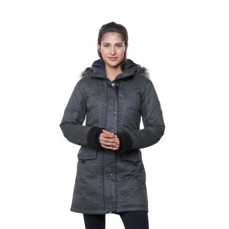 Куртка женская KÜHL W's Arktik Down Parka | CARBON | Вид 1