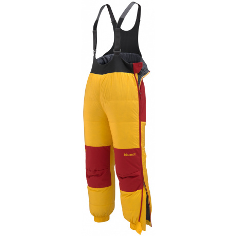 Брюки Marmot 8000 Meter Pant | Golden Yellow/Fire | Вид 1