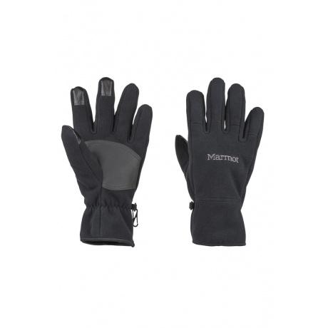 Перчатки Marmot Connect Windproof Glove | Black | Вид 1