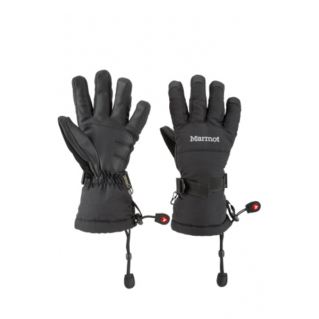 Перчатки Marmot Granlibakken Glove | Black | Вид 1