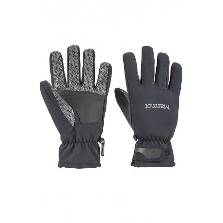 Перчатки Marmot Glide Softshell Glove | Black | Вид 1