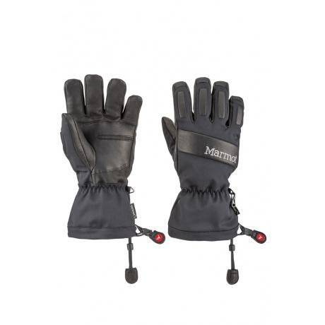 Перчатки Marmot Baker Glove | Black | Вид 1