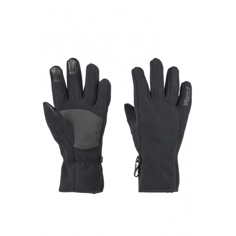 Перчатки Marmot Wm's Connect Windproof Glove | Black | Вид 1