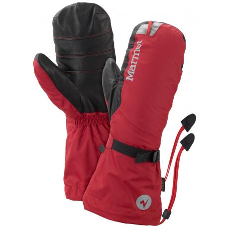 Рукавицы Marmot 8000 Meter Mitt | Team Red | Вид 1