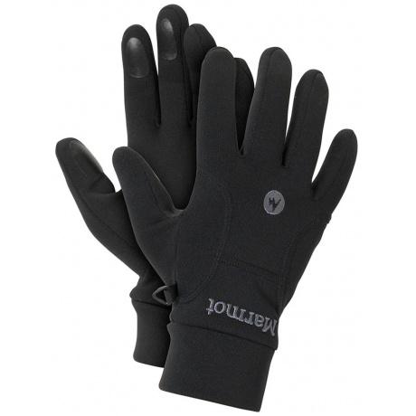 Перчатки Marmot Power Stretch Glove | Black | Вид 1