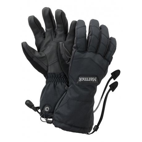 Перчатки Marmot Moraine Glove | Black | Вид 1