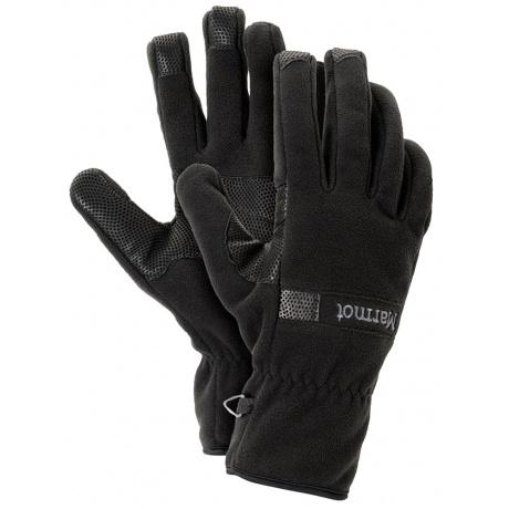 Перчатки Marmot Windstopper Glove | Black | Вид 1