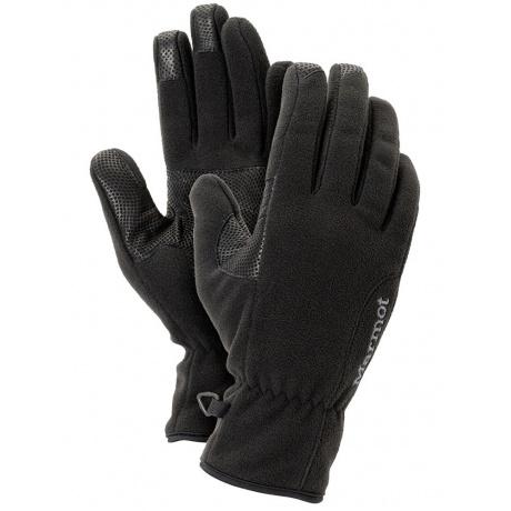 Перчатки женские Marmot Wm's Windstopper Glove | Black | Вид 1