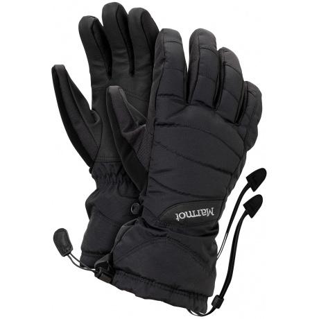 Перчатки женские Marmot Wm's Moraine Glove | Black | Вид 1