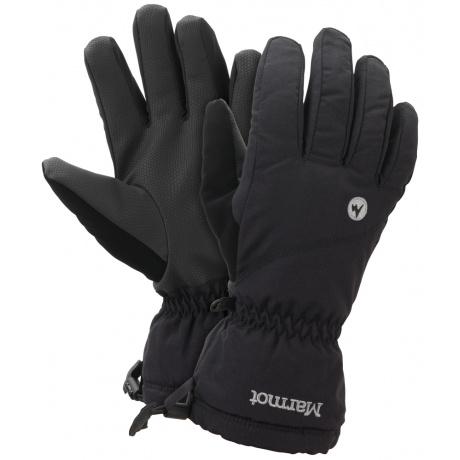 Перчатки женские Marmot Wm's On Piste Glove | Black | Вид 1