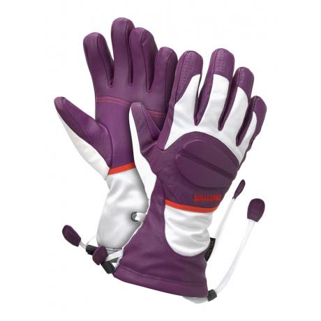 Перчатки женские Marmot Wm's Access Glove | Grape Juice/Glacier Grey | Вид 1