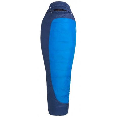 Спальник Marmot Trestles 15 Long | Cobalt Blue/Deep Blue | Вид 1