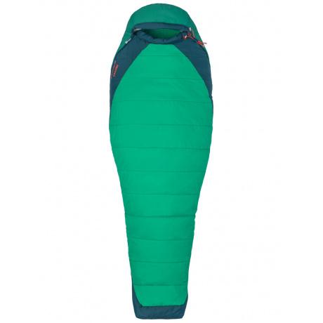 Спальник женский Marmot Wm's Trestles Elite 30 | Turf Green/Garden Green | Вид 1
