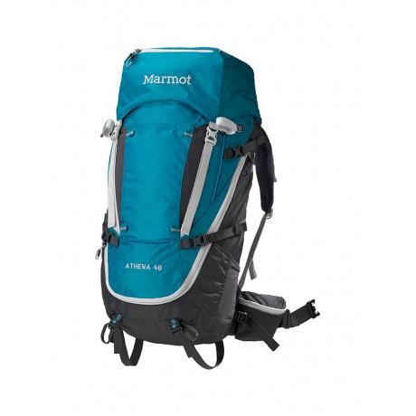 Рюкзак женский Marmot Wm'S Athena 48 | Sea Green/Slate Grey | Вид 1