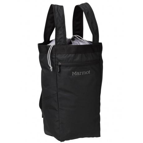 Рюкзак Marmot Urban Hauler Med | Black | Вид 1