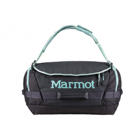 Сумка Marmot Long Hauler Duffel Bag | Dark Charcoal/Blue Tint | Вид 1