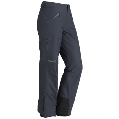 Брюки женские Marmot Wm'S Palisades Insulated Pant | Dark Steel | Вид справа