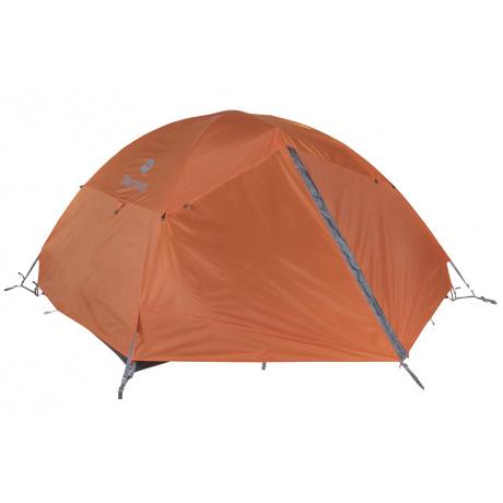 Палатка Marmot Fortress 3P | Tangelo/Grey Storm | Вид 1
