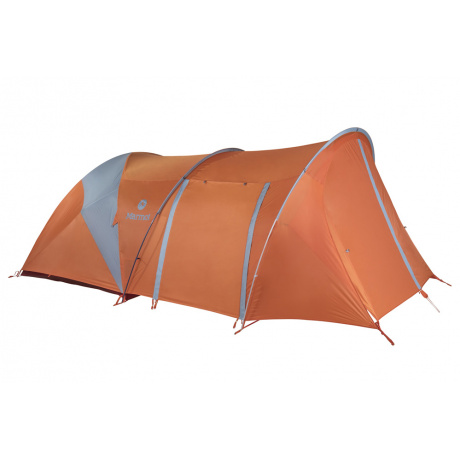 Палатка Marmot  Orbit 6P | Orange Spice/Arona | Вид 1