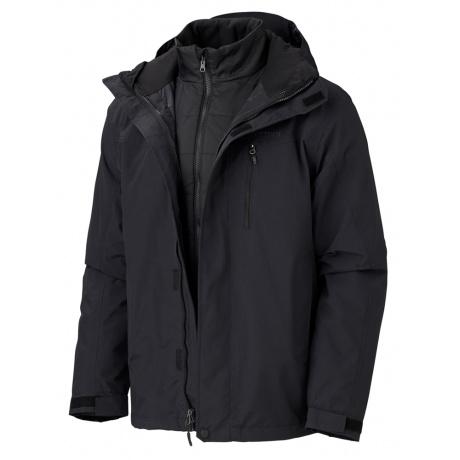 Куртка Marmot Bastione Component Jacket | Black | Вид 1