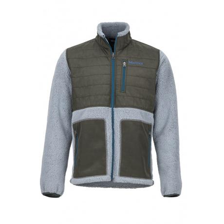 Куртка Marmot Mesa Jacket | Grey Storm/Rosin Green | Вид 1