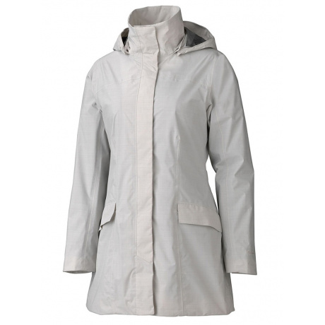 Куртка женская Marmot Wm's Whitehall Jacket | Glacier Grey | Вид 1