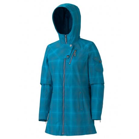 Куртка женская Marmot Wm's Samantha Jacket | Blue Ink | Вид 1