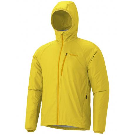 Куртка Marmot Ether DriClime   Yellow Vapor   Вид 1