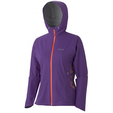 Куртка женская Marmot Hyper Jacket | Vibrant Purple | Вид 1