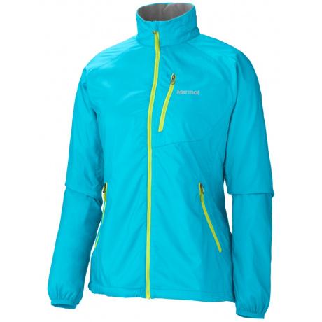 Куртка женская Marmot Wm's Stride Jacket | Blue Pool | Вид 1
