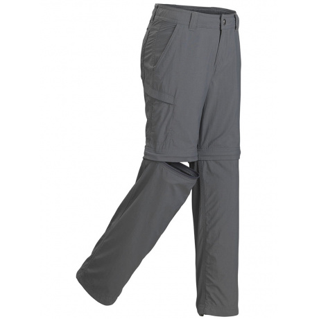 Брюки детские Marmot Boy'S Cruz Convertible Pant | Slate Grey | Вид 2