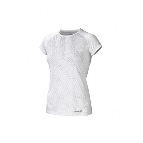 Футболка женская Marmot Wm's Crystal SS | White | Вид 1