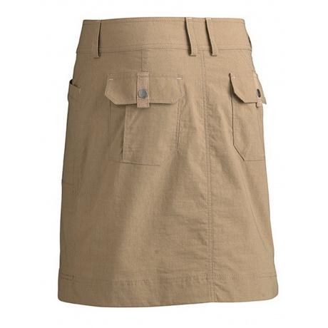 Юбка женская Marmot Wm'S Renee Skirt | Desert Khaki | Вид 1
